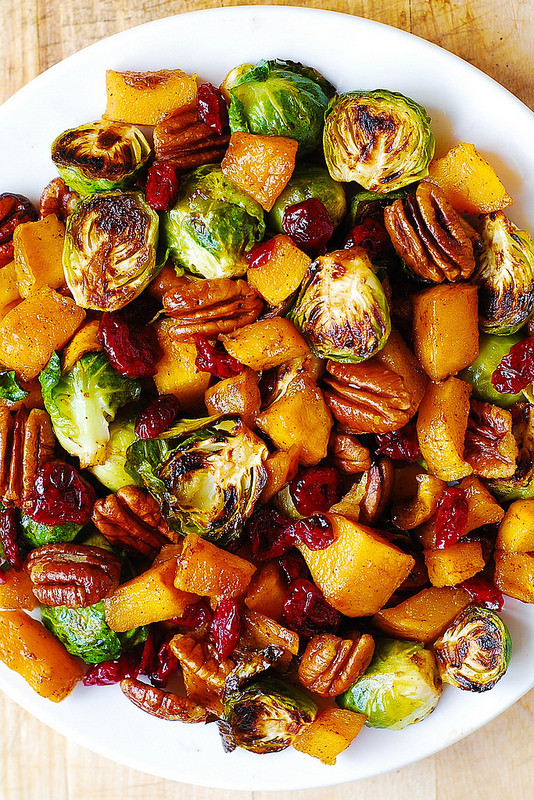 Vegetable Side Dishes For Thanksgiving  Thanksgiving Side Dishes The Idea Room