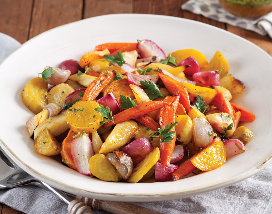 Vegetables Side Dishes For Christmas  5 of Our Favorite Thanksgiving Side Dishes