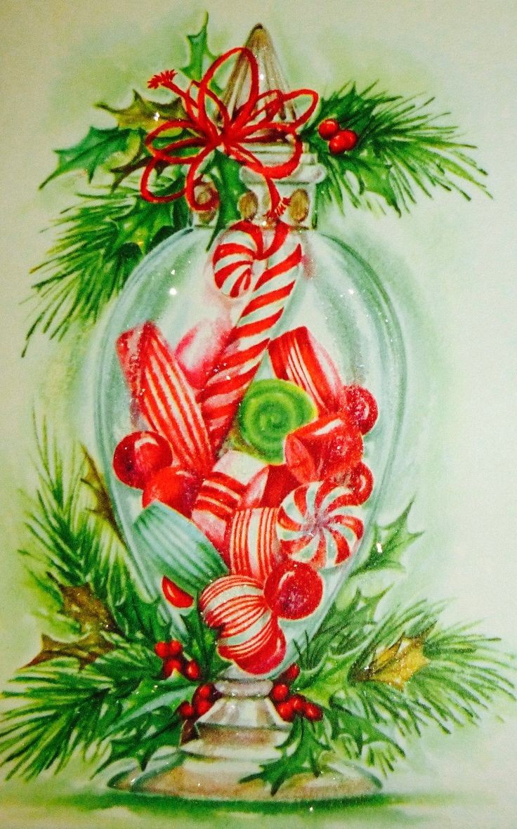 Vintage Christmas Candy  204 best Old Fashioned Christmas Cards Gingerbread
