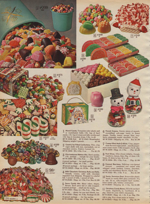 Vintage Christmas Candy  Christmas Desktop Goo s