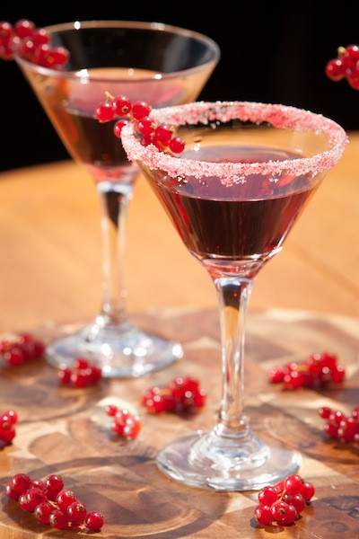 Vodka Christmas Drinks  Holiday Cocktails Recipes from Organic Ocean Vodka