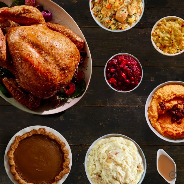 Vons Thanksgiving Dinner 2019  Food Gifts Delivered Page 2 of 2