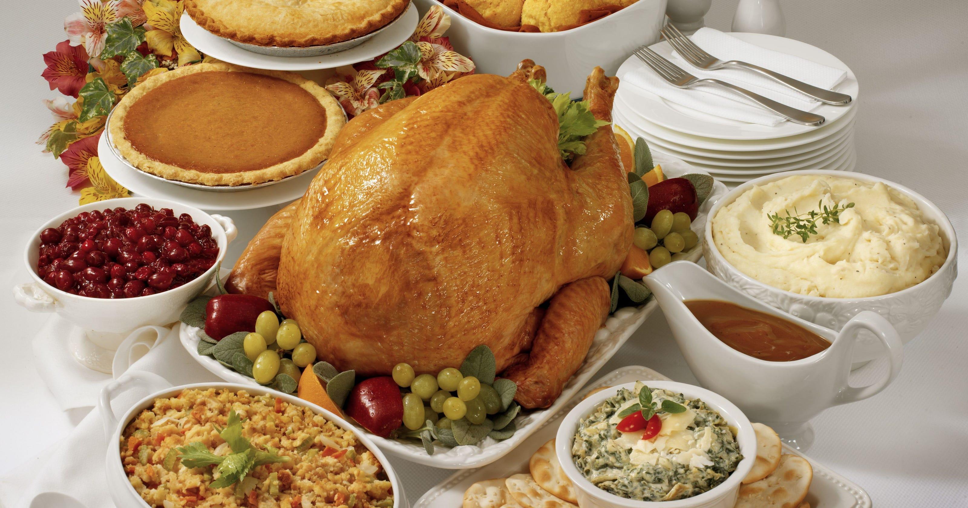 Vons Thanksgiving Dinner 2019  Panguitch Dev