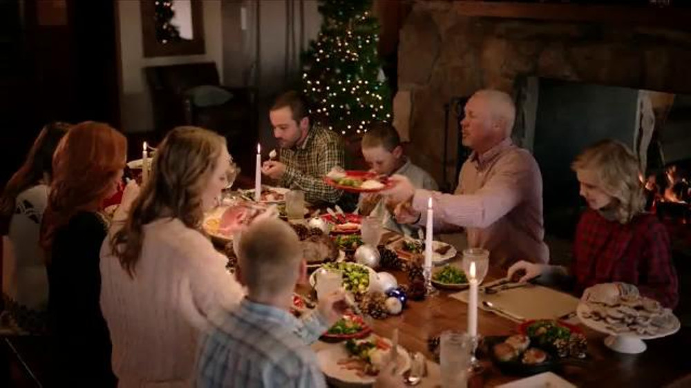 Walmart Christmas Dinners  Walmart TV Spot Christmas Dinner iSpot