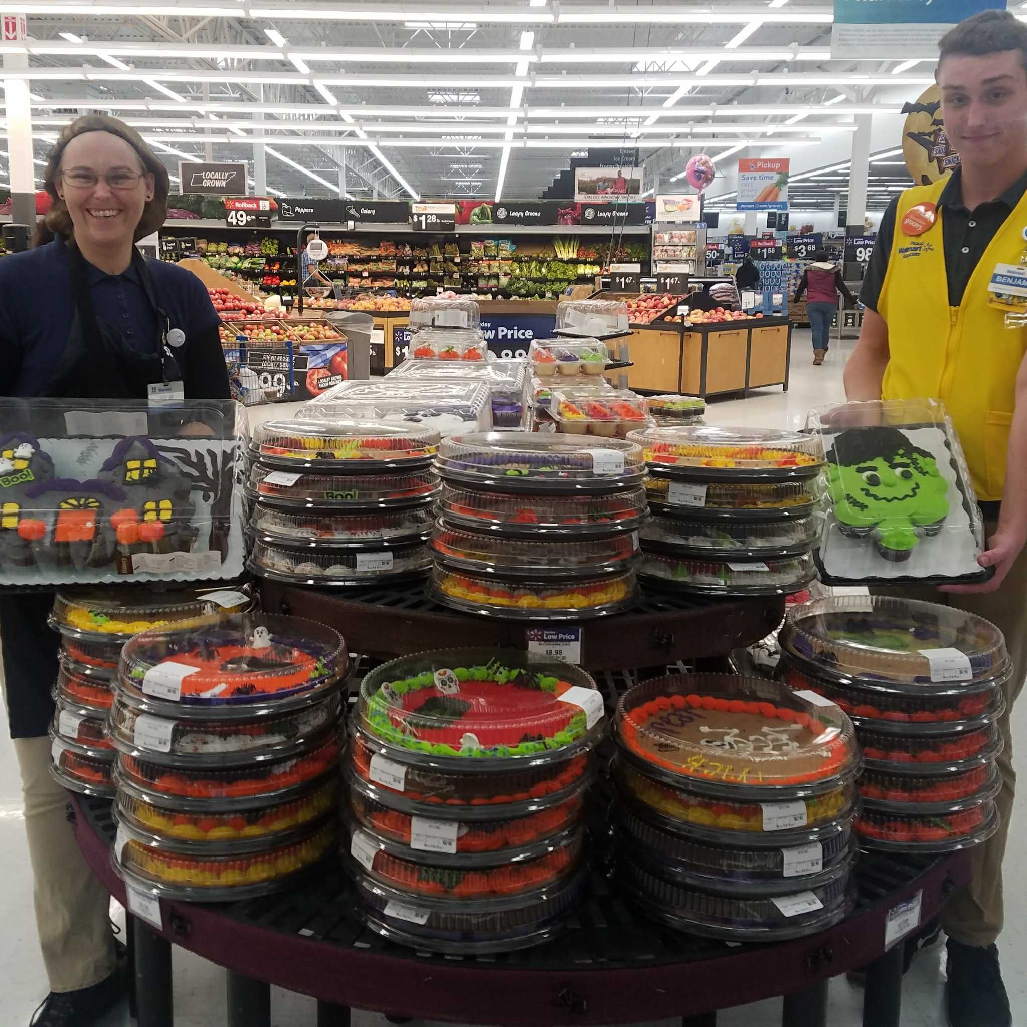 Walmart Halloween Cupcakes  Find out what is new at your Knoxville Walmart Supercenter