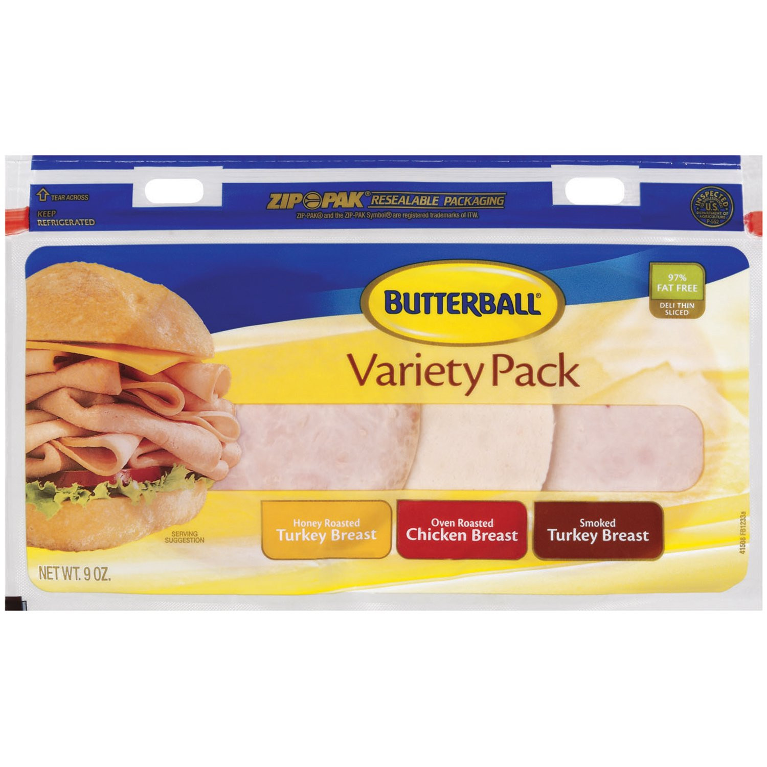 Walmart Pre Cooked Thanksgiving Dinners  Butterball Every Day Original Fully Cooked Turkey Bacon 3