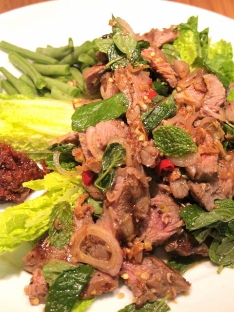 Waterfall Beef Salad  Thai Waterfall Beef Salad