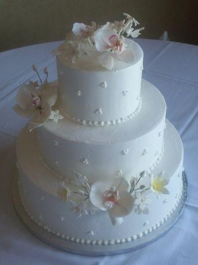 Wedding Cakes Sioux Falls Sd  QT Cakes Wedding Cake Sioux Falls SD WeddingWire