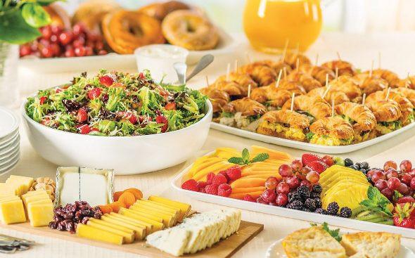 Wegmans Christmas Dinners  How to Host a Brunch Wegmans