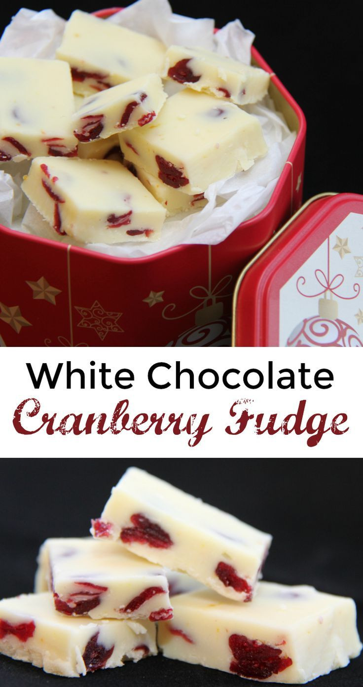 White Christmas Candy  Best 25 White chocolate fudge ideas on Pinterest