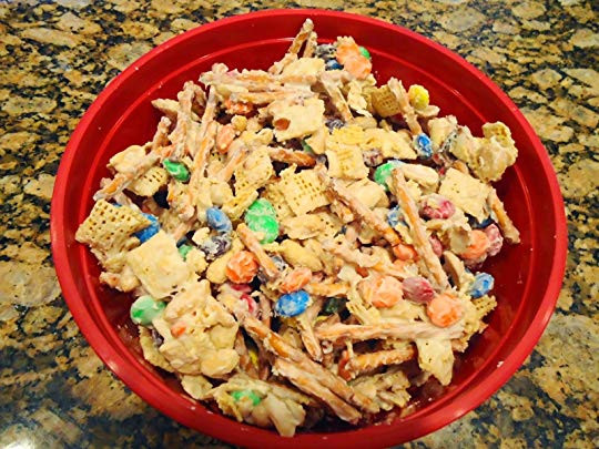 White Trash Christmas Candy  Tamara L Chilver s Blog Spring Trash Candy An extra
