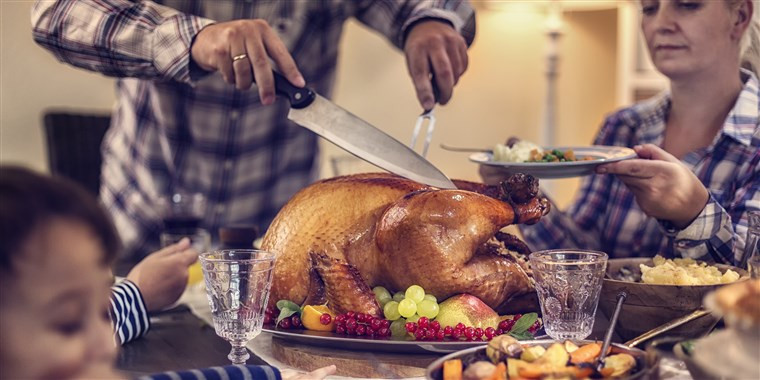 Who Will Carve The Turkey This Thanksgiving  How to carve a turkey like a pro on Thanksgiving