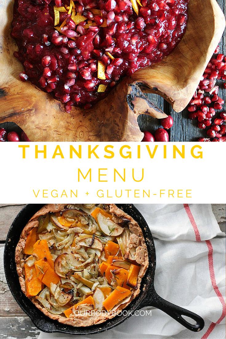 Whole Foods Thanksgiving Dinner Review  Thanksgiving Menu Vegan Gluten Free · The Body Book