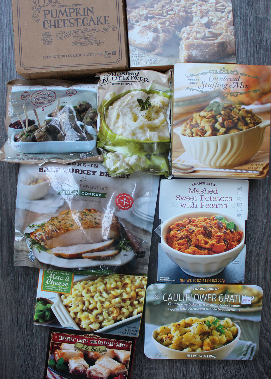 Whole Foods Thanksgiving Dinner Review  The Best Thanksgiving Foods You Can Buy At Trader Joe s