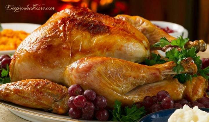 Whole Foods Thanksgiving Dinner Review  Food & Recipes Archives Deep Roots at Home