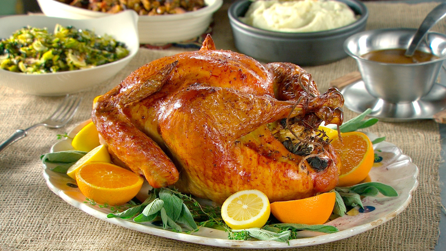 Whole Foods Thanksgiving Dinner Review  Citrus and Herb Turkey Recipe