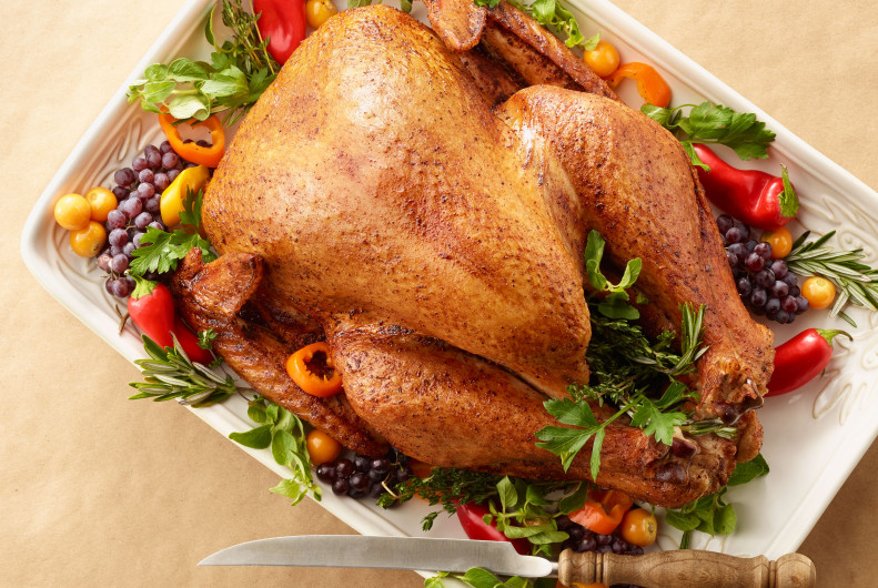 Whole Foods Thanksgiving Dinner Review  OVEN READY™ Cajun Whole Turkey