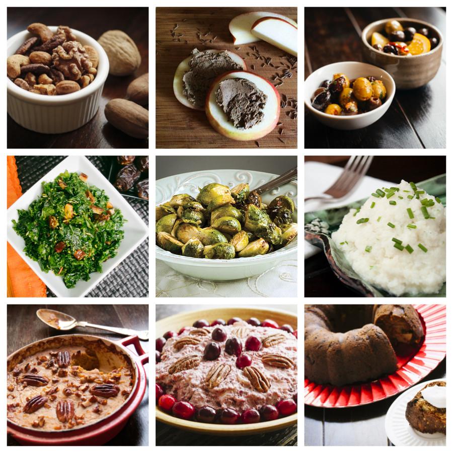 Whole30 Thanksgiving Recipes  Paleo & Whole30 Thanksgiving Recipes