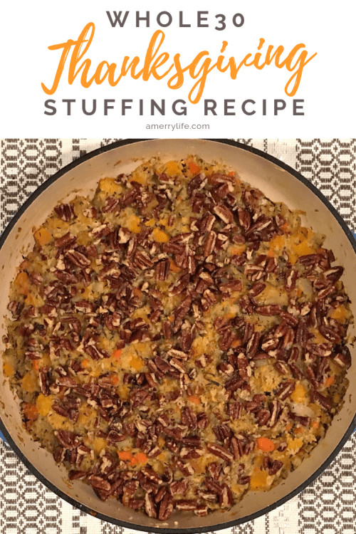Whole30 Thanksgiving Recipes  Whole30 Thanksgiving Recipes