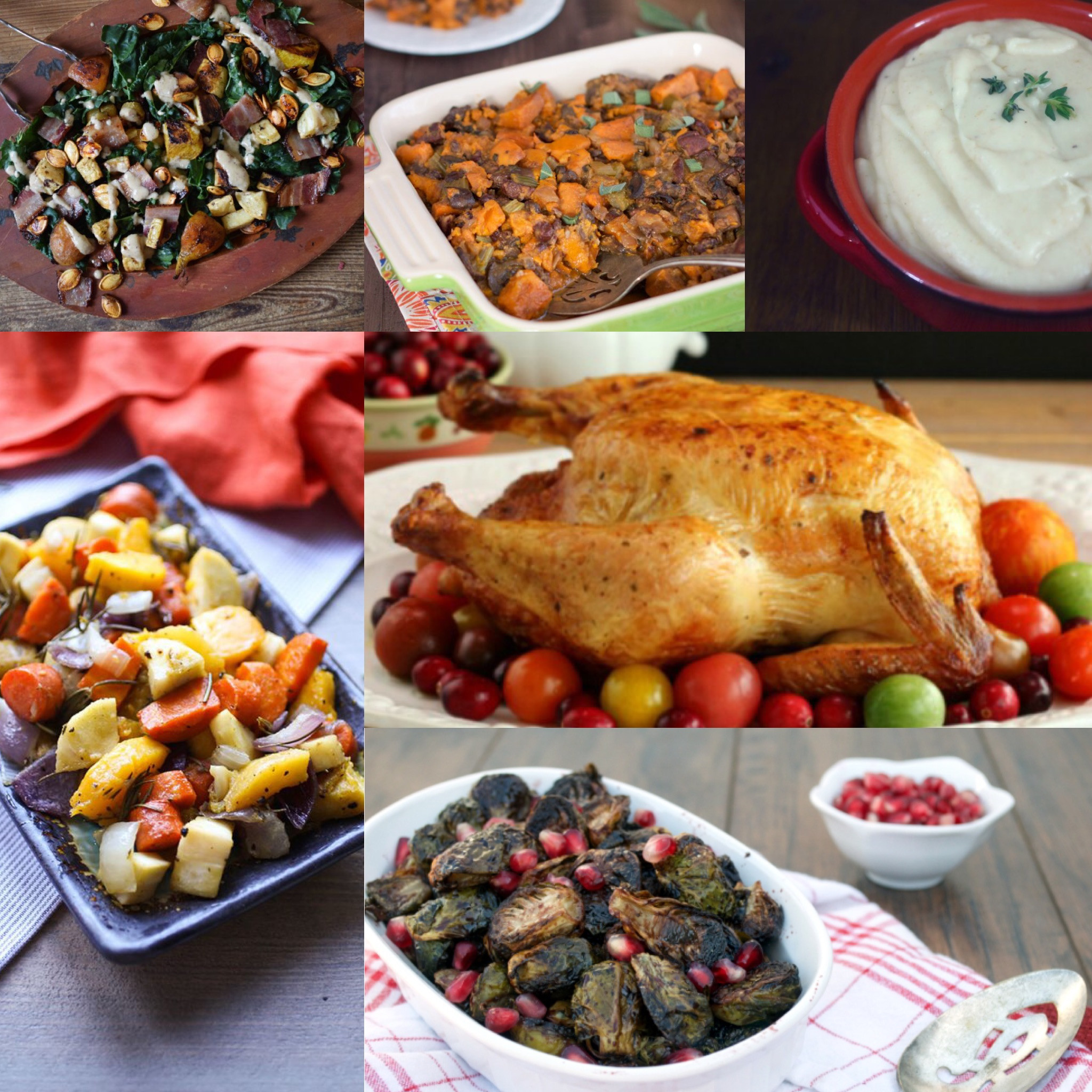 Whole30 Thanksgiving Recipes  50 Whole30 Thanksgiving Recipes or Paleo es