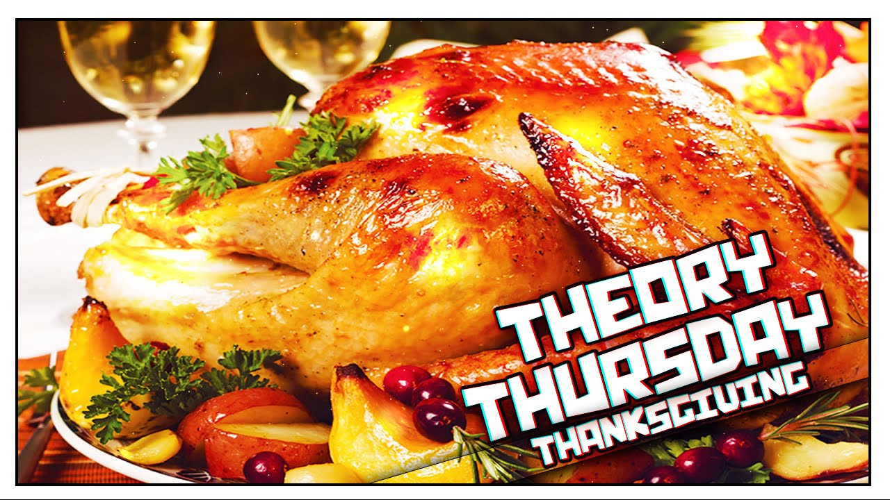 Why Do We Eat Turkey On Thanksgiving  Theory Thursday Thanksgiving Why Do We Eat Turkey