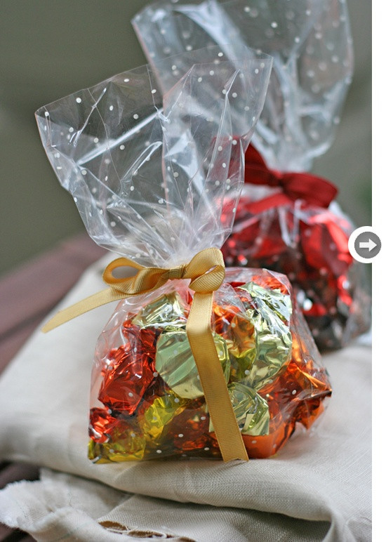 Wrapped Christmas Candy  Happiness and creativity Why you shouldn't write a sad