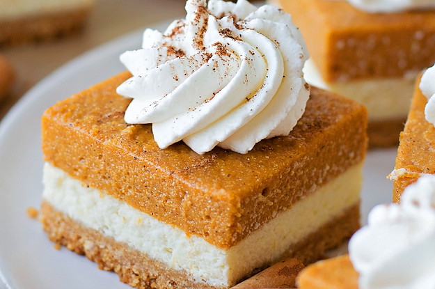 Yummy Fall Desserts  15 Insanely Delicious Fall Desserts You Can Totally Make