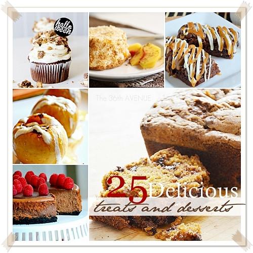 Yummy Fall Desserts  The 36th AVENUE