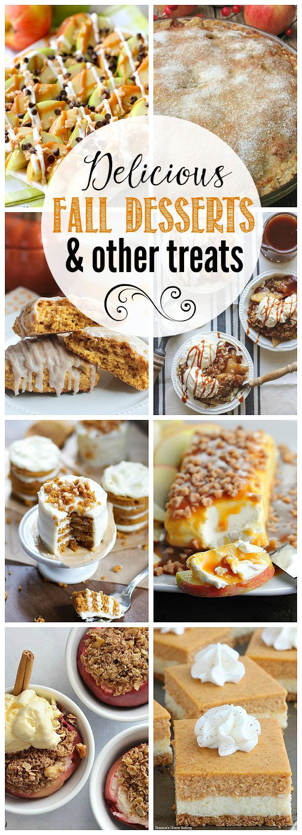 Yummy Fall Desserts  Salted Caramel Apple Pie Recipe Clean and Scentsible