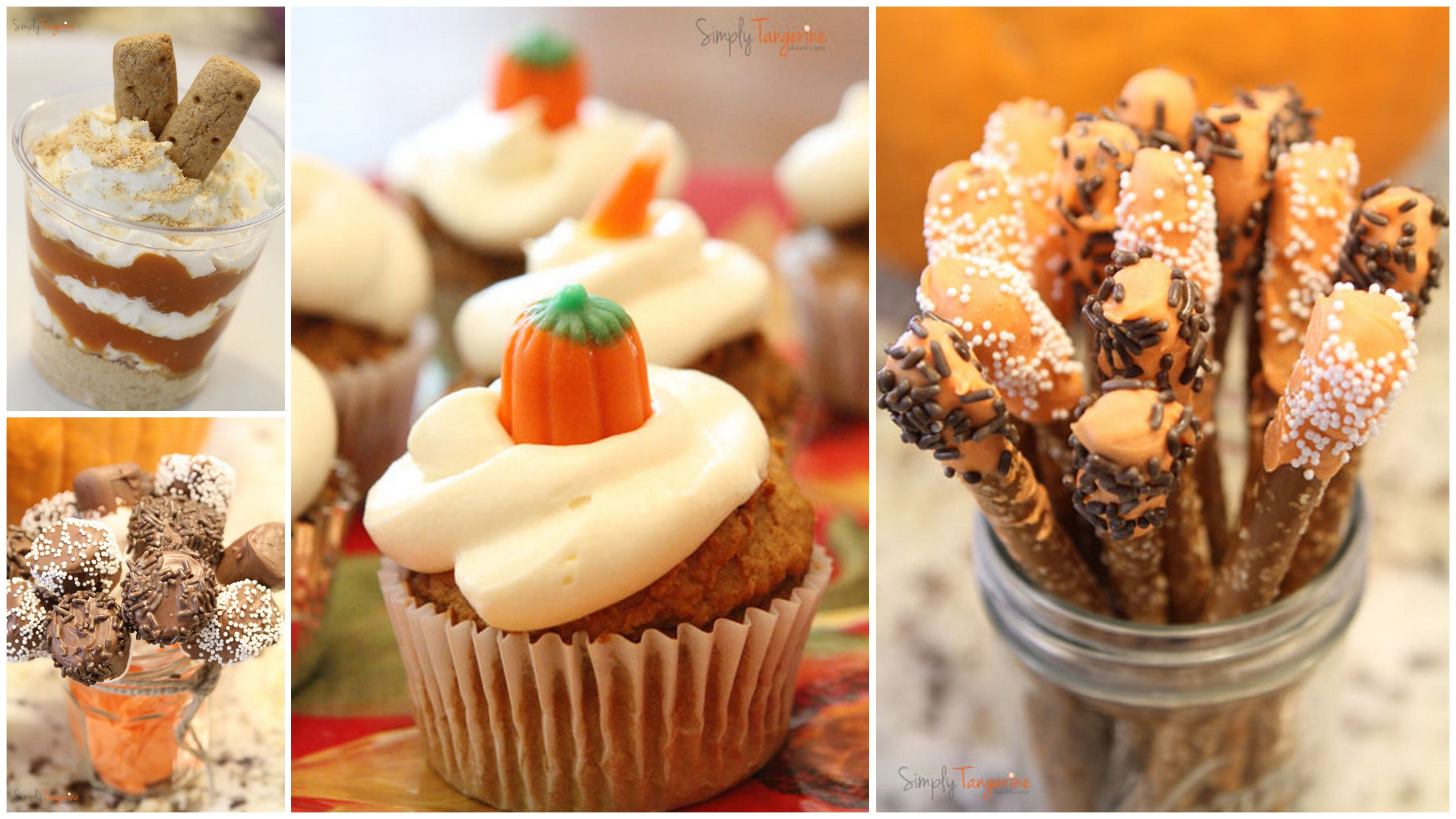 Yummy Fall Desserts  Fall Desserts Eat